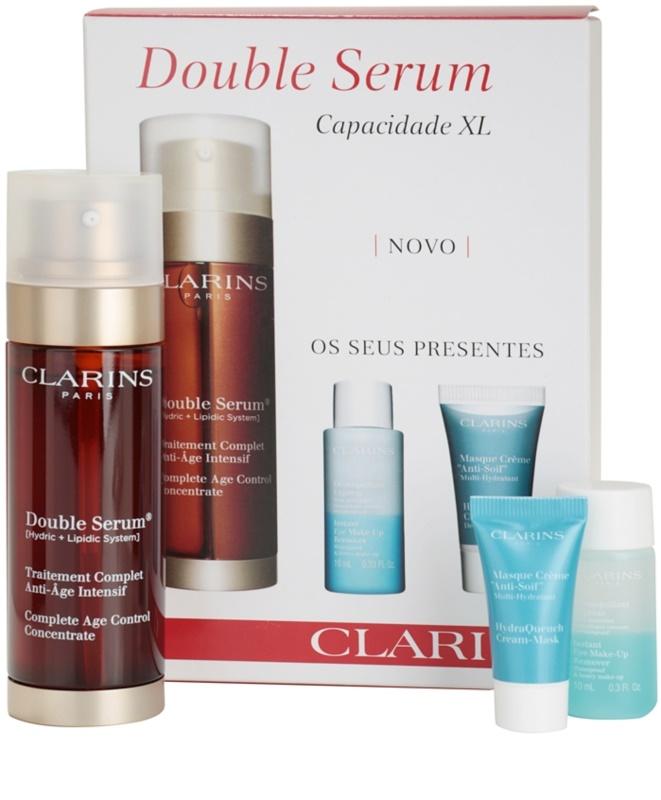 Clarins Double Serum Kosmetik Set I Notino De