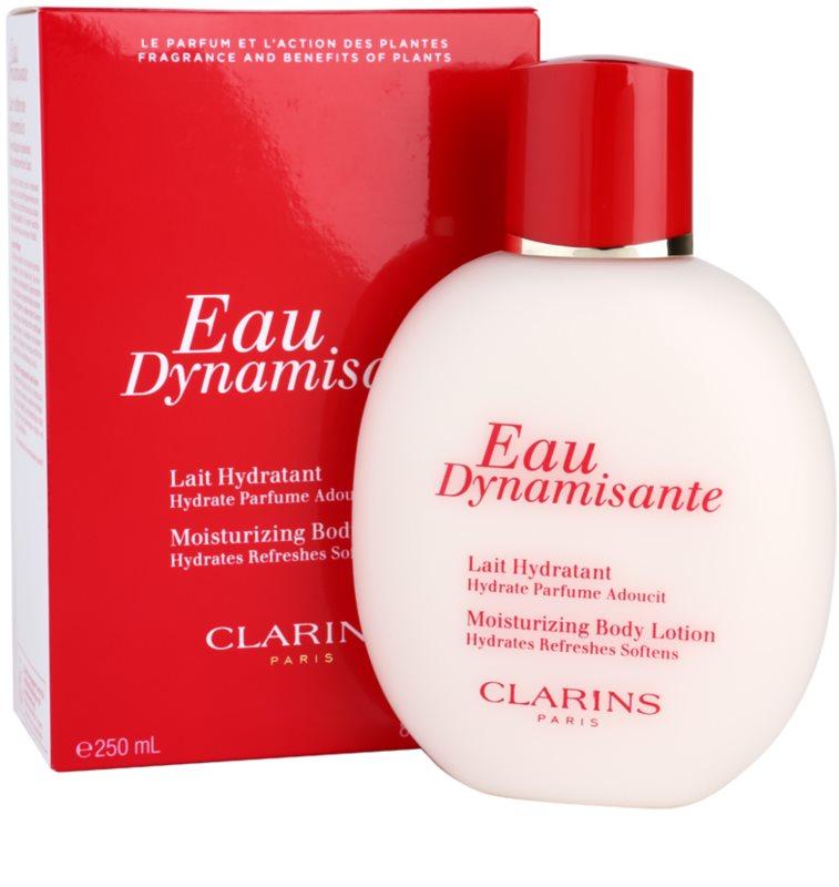 Clarins eau dynamisante lotion corps pour femme 250 ml - Clarins eau dynamisante mousse douche ...