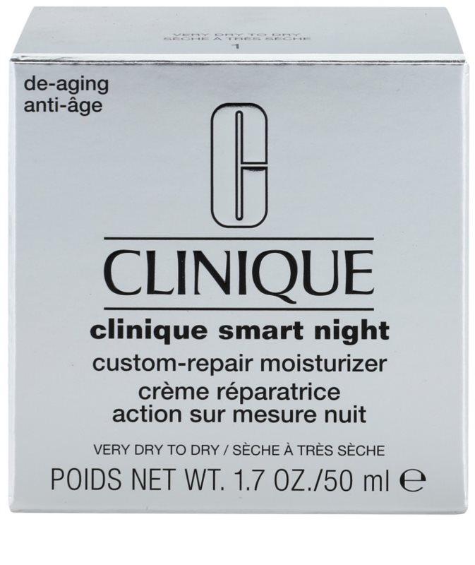 Clinique Clinique Smart™, hidratáló éjszakai krém a ráncok..