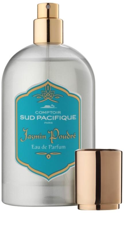 comptoir sud pacifique jasmin poudre eau de parfum pour femme 100 ml. Black Bedroom Furniture Sets. Home Design Ideas