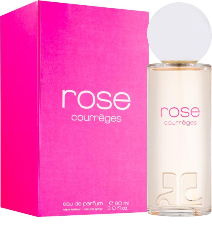 courreges rose eau de parfum per donna 90 ml. Black Bedroom Furniture Sets. Home Design Ideas