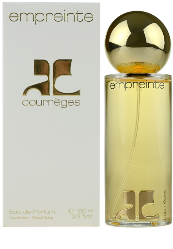 courreges empreinte eau de parfum f r damen 100 ml. Black Bedroom Furniture Sets. Home Design Ideas