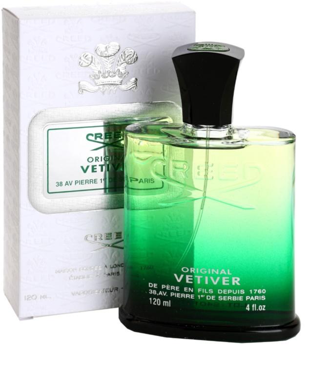 creed original vetiver eau de parfum pour homme 120 ml. Black Bedroom Furniture Sets. Home Design Ideas