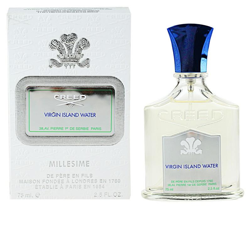 Creed Parfum Virgin Island Water