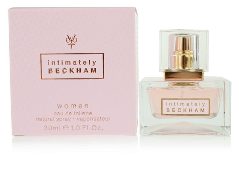 3069c7bbc8 David Beckham Intimately Woman toaletní voda pro ženy