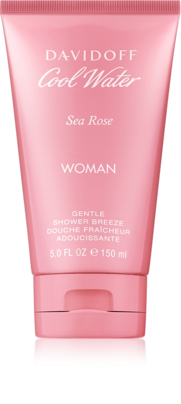 Davidoff cool water woman sea rose shower gel for women - Rose 31 shower gel ...