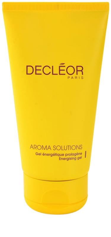Decleor Aroma Solutions Energising Gel For Face & Body Kiss Me Honey USDA Organic Lip Balm - Mint