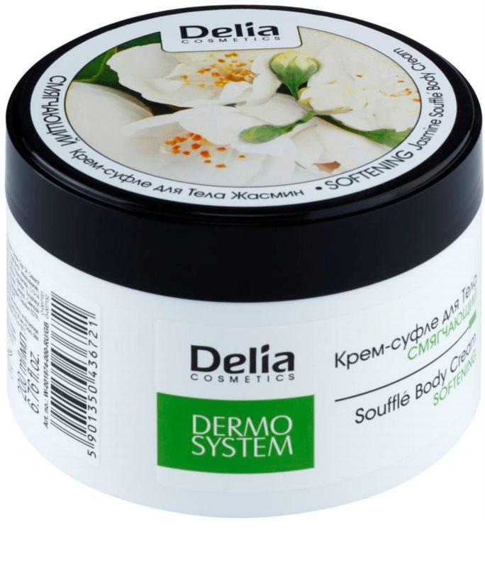 Delia Cosmetics Dermo System, Bodycreme für zarte Haut mit ...