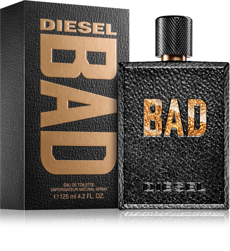 diesel bad eau de toilette f r herren 125 ml. Black Bedroom Furniture Sets. Home Design Ideas