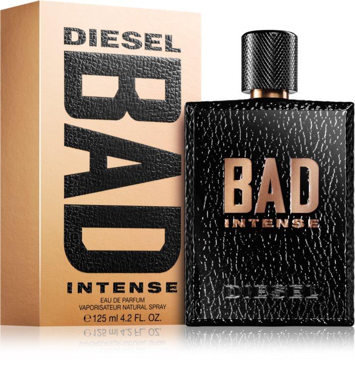 diesel bad intense eau de parfum f rfiaknak 125 ml. Black Bedroom Furniture Sets. Home Design Ideas