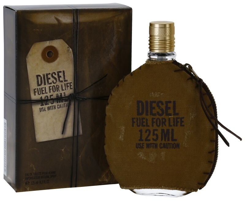 diesel fuel for life homme eau de toilette pour homme 125. Black Bedroom Furniture Sets. Home Design Ideas