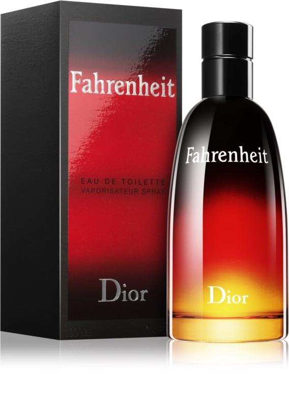Dior Fahrenheit, eau de toilette pour homme 100 ml | notino.be