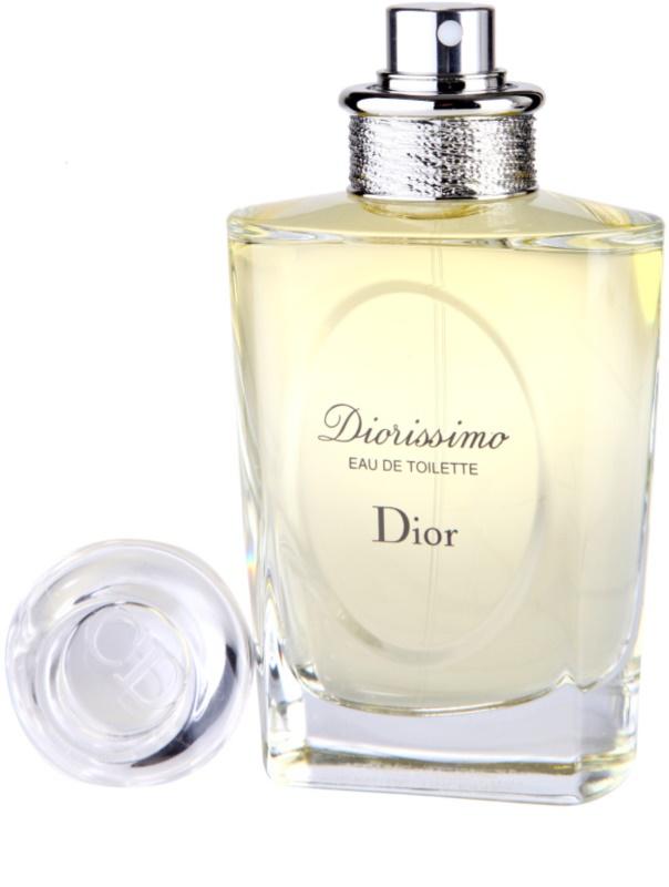 ... Dior Les Creations de Monsieur Dior Diorissimo Eau de Toilette туалетна  вода тестер для жінок 1 150bb23bade76
