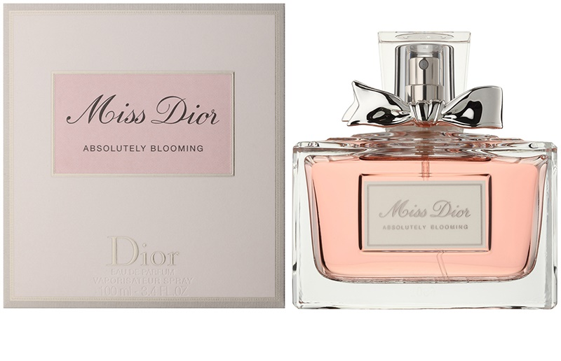 dior miss dior absolutely blooming eau de parfum for women 100 ml. Black Bedroom Furniture Sets. Home Design Ideas