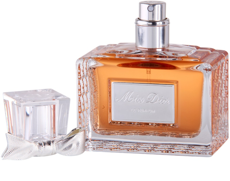 dior miss dior le parfum parf m f r damen 75 ml. Black Bedroom Furniture Sets. Home Design Ideas