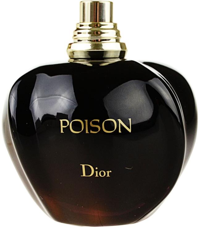 cd1d2ca6a Dior Poison, toaletná voda tester pre ženy 100 ml | notino.sk