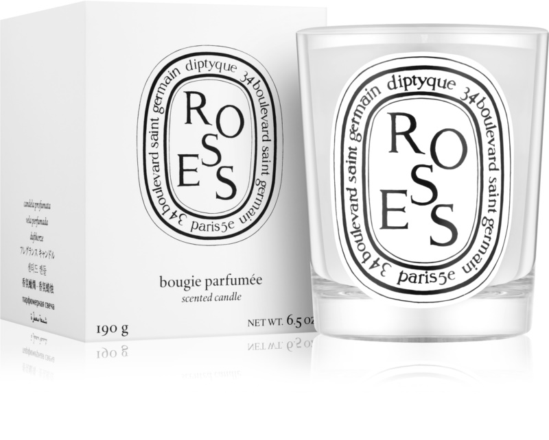 6bb8b8f09eeea Diptyque Roses Scented Candle  Diptyque Roses Scented Candle 1