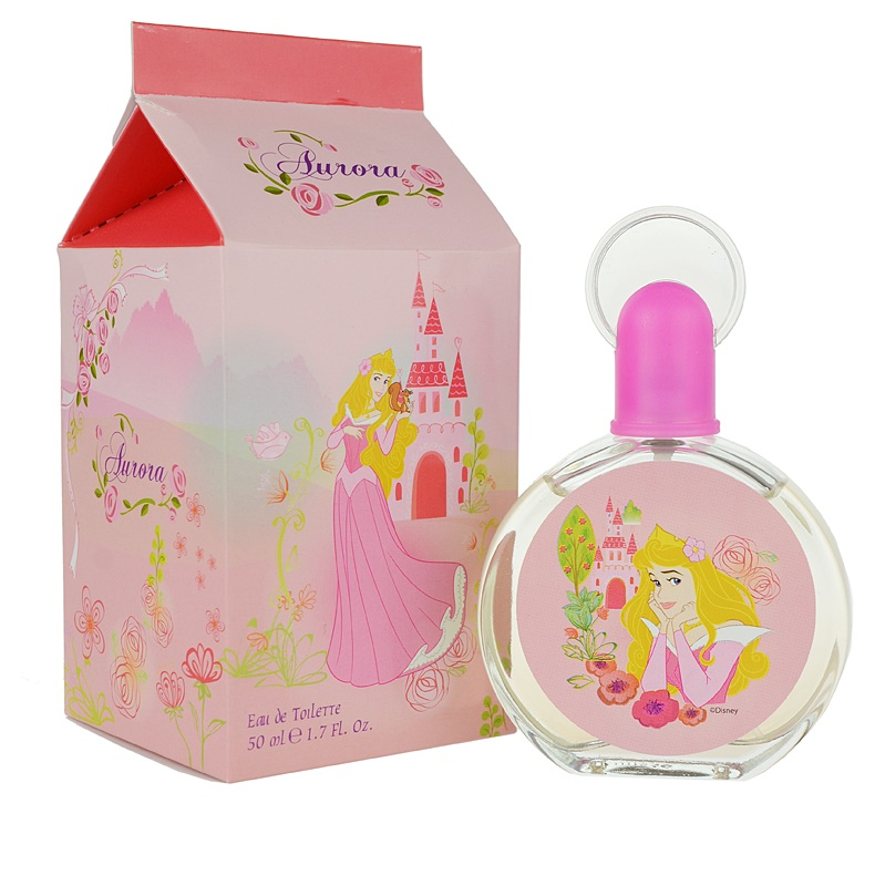 disney princess aurora eau de toilette f r kinder 50 ml. Black Bedroom Furniture Sets. Home Design Ideas