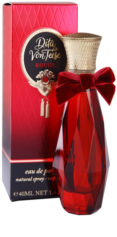 dita von teese rouge eau de parfum f r damen 40 ml. Black Bedroom Furniture Sets. Home Design Ideas