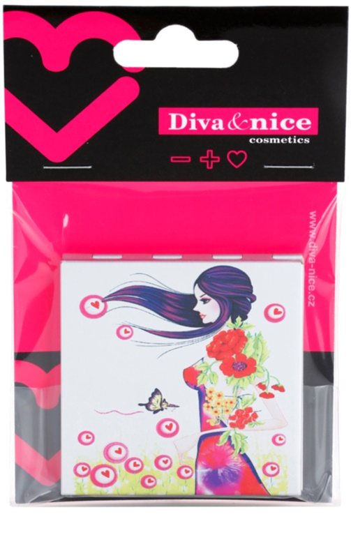 Diva nice cosmetics accessories kozmetick zrkadielko - Diva nice cosmetics accessories ...