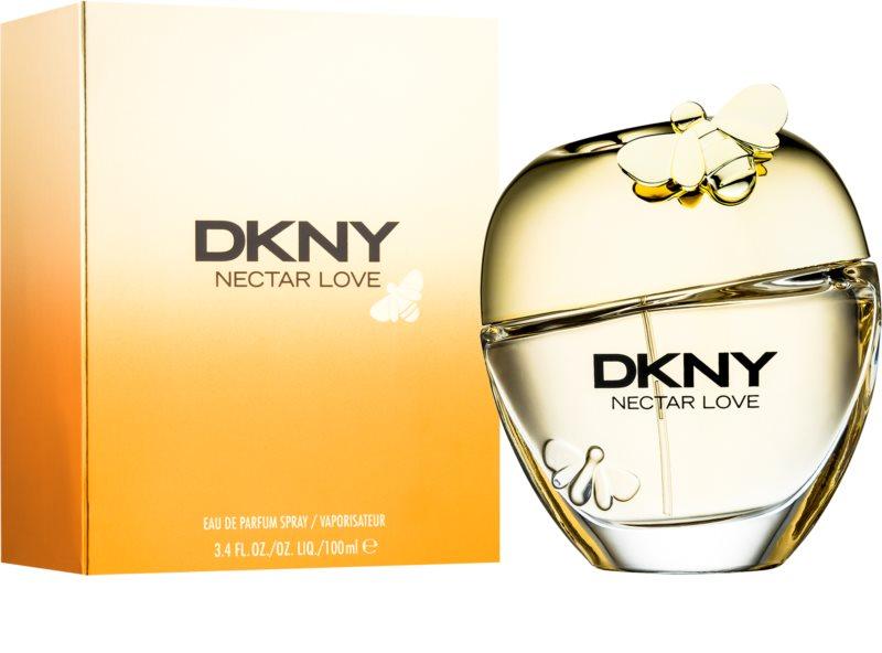 dkny nectar love eau de parfum f r damen 100 ml