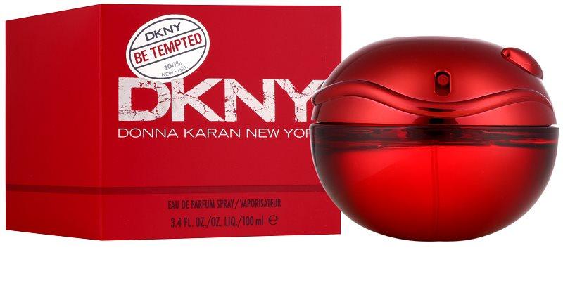 dkny be tempted eau de parfum para mujer 100 ml. Black Bedroom Furniture Sets. Home Design Ideas