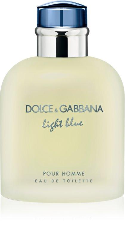 4909698591 Dolce & Gabbana Light Blue Pour Homme, eau de toilette para hombre ...