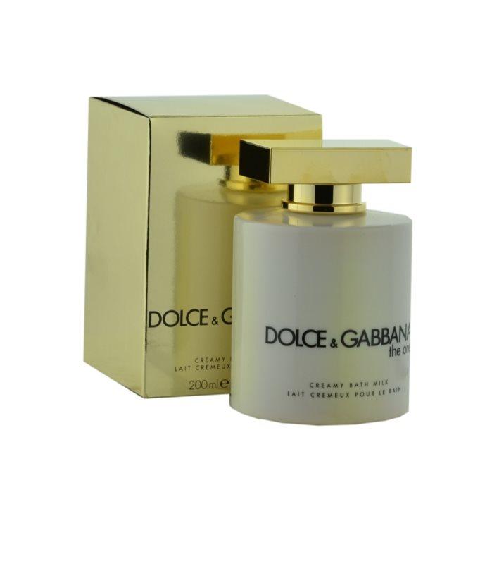 c6877ff8bd Dolce & Gabbana The One, gel de ducha para mujer 200 ml | notino.es