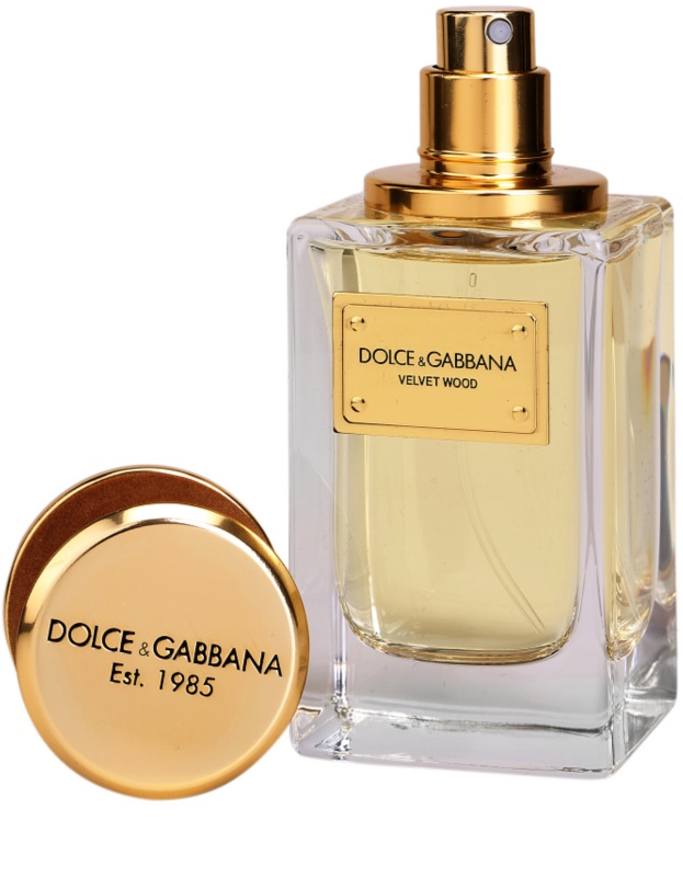 Dolce Amp Gabbana Velvet Wood Eau De Parfum Unisex 50 Ml