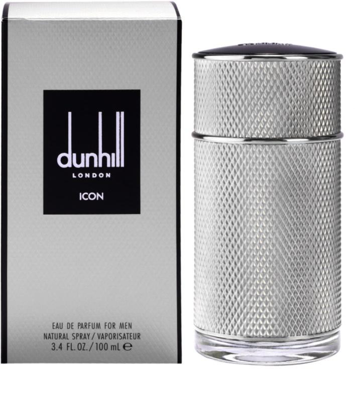 dunhill icon eau de parfum f r herren 100 ml. Black Bedroom Furniture Sets. Home Design Ideas
