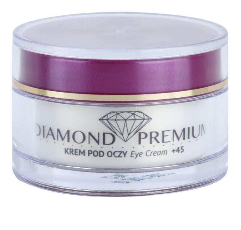 efektima institut diamond premium 45 augencreme gegen falten gegen schwellungen und augenringe. Black Bedroom Furniture Sets. Home Design Ideas