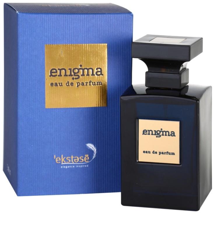 ekstase enigma eau de parfum herren 100 ml. Black Bedroom Furniture Sets. Home Design Ideas