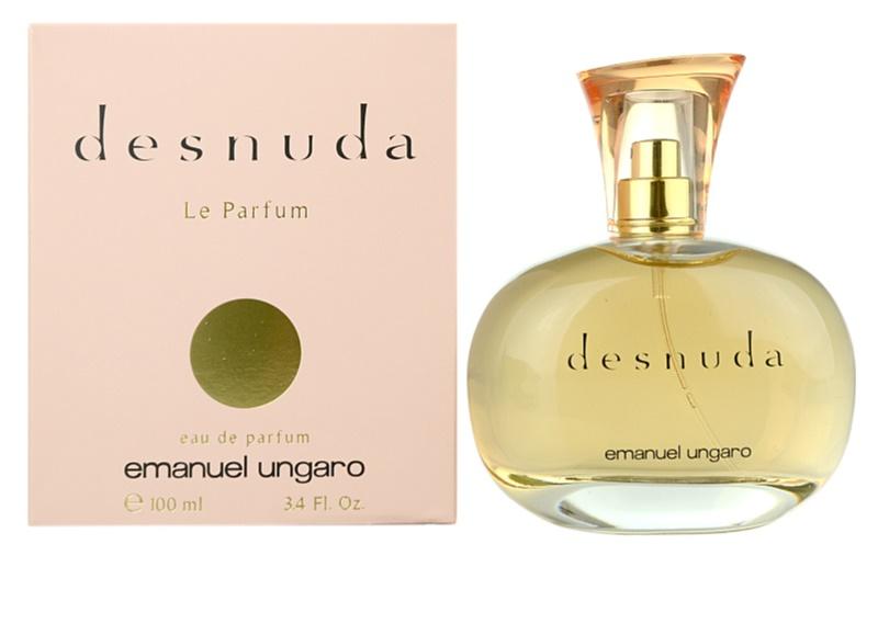 emanuel ungaro desnuda le parfum eau de parfum f r damen 100 ml. Black Bedroom Furniture Sets. Home Design Ideas