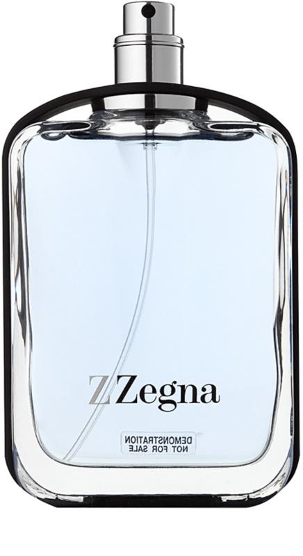 Ermenegildo Zegna Z Zegna woda toaletowa tester dla mężczyzn 661aa185305