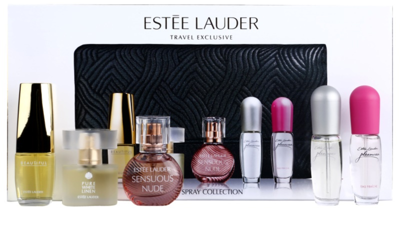 estee lauder mini coffret cadeau iii. Black Bedroom Furniture Sets. Home Design Ideas