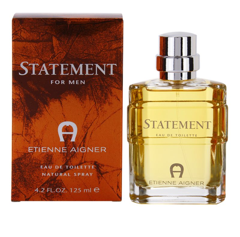 etienne aigner statement eau de toilette f r herren 125. Black Bedroom Furniture Sets. Home Design Ideas