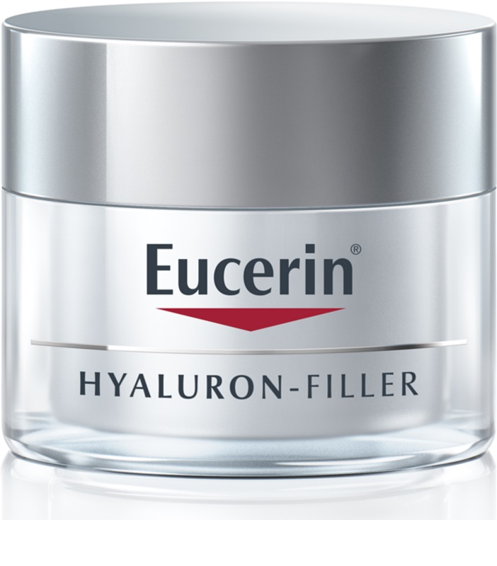 eucerin hyaluron filler cr me de jour anti rides pour peaux s ches. Black Bedroom Furniture Sets. Home Design Ideas