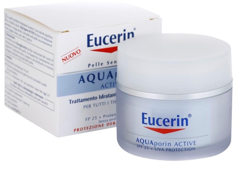 Eucerin Aquaporin Active, crema hidratante intensa..