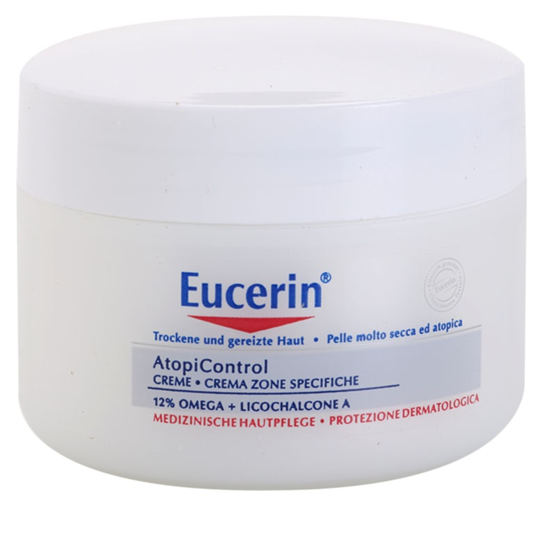 eucerin atopicontrol creme 75 ml