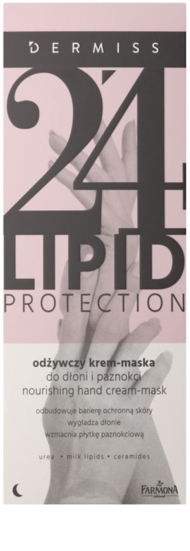 farmona dermiss lipid protection n hrende creme maske f r. Black Bedroom Furniture Sets. Home Design Ideas