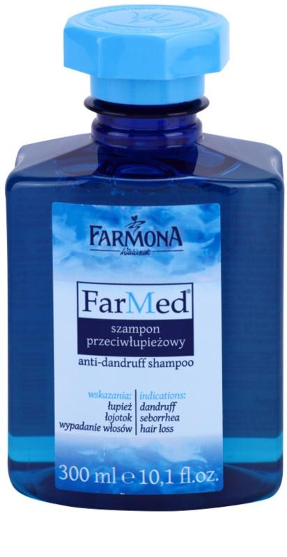 farmona farmed shampoo gegen schuppen. Black Bedroom Furniture Sets. Home Design Ideas