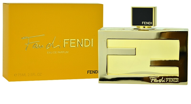 Fendi Fan Di Fendi Eau De Parfum Pour Femme 75 Ml Notino Fr