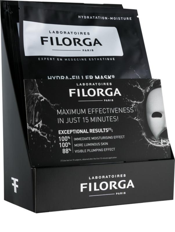 filorga medi cosmetique hydra filler masque visage hydratant l 39 acide hyaluronique. Black Bedroom Furniture Sets. Home Design Ideas