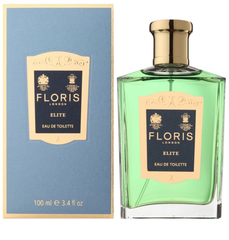 floris elite eau de toilette f r herren 100 ml. Black Bedroom Furniture Sets. Home Design Ideas