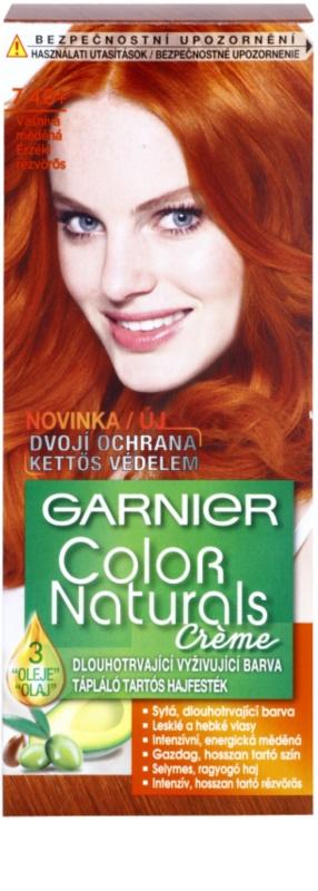 Garnier Color Naturals Creme Farba Na Vlasy Notino Sk