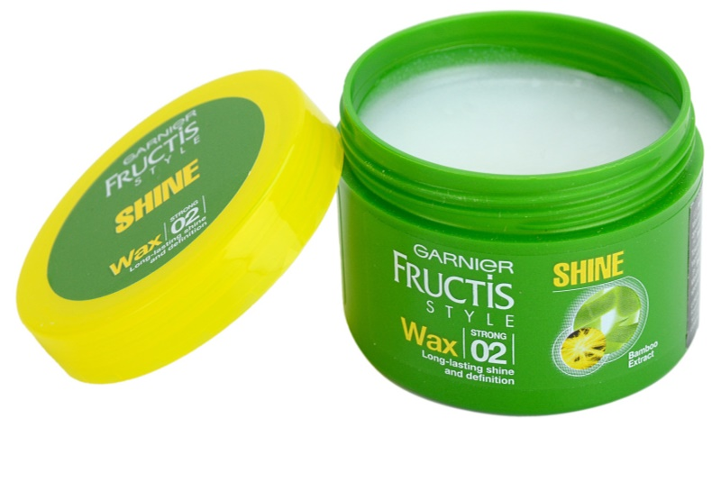 wax hair styling garnier fructis style shine hair styling wax notino co uk 4570