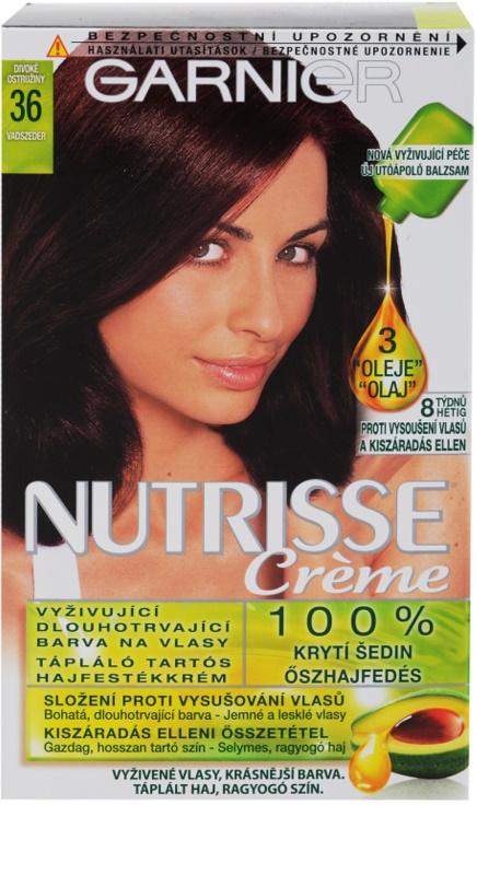 ... Garnier Nutrisse Creme hajfesték 2 a4cd3d84ec