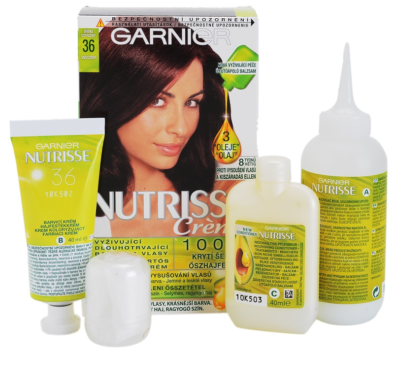 Garnier Nutrisse Creme Farba Na Vlasy Notino Sk