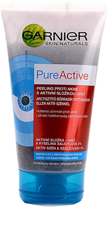 garnier pure active anwendung