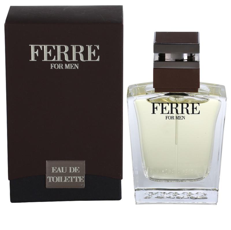 Gianfranco Ferré Ferré for Men toaletní voda pro muže 7736e22d8d